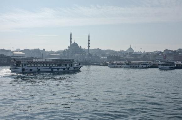 Bosporen hamn